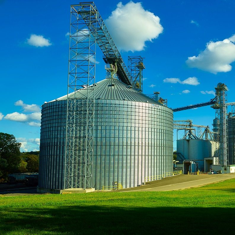 Agricultural and Industrial Structures